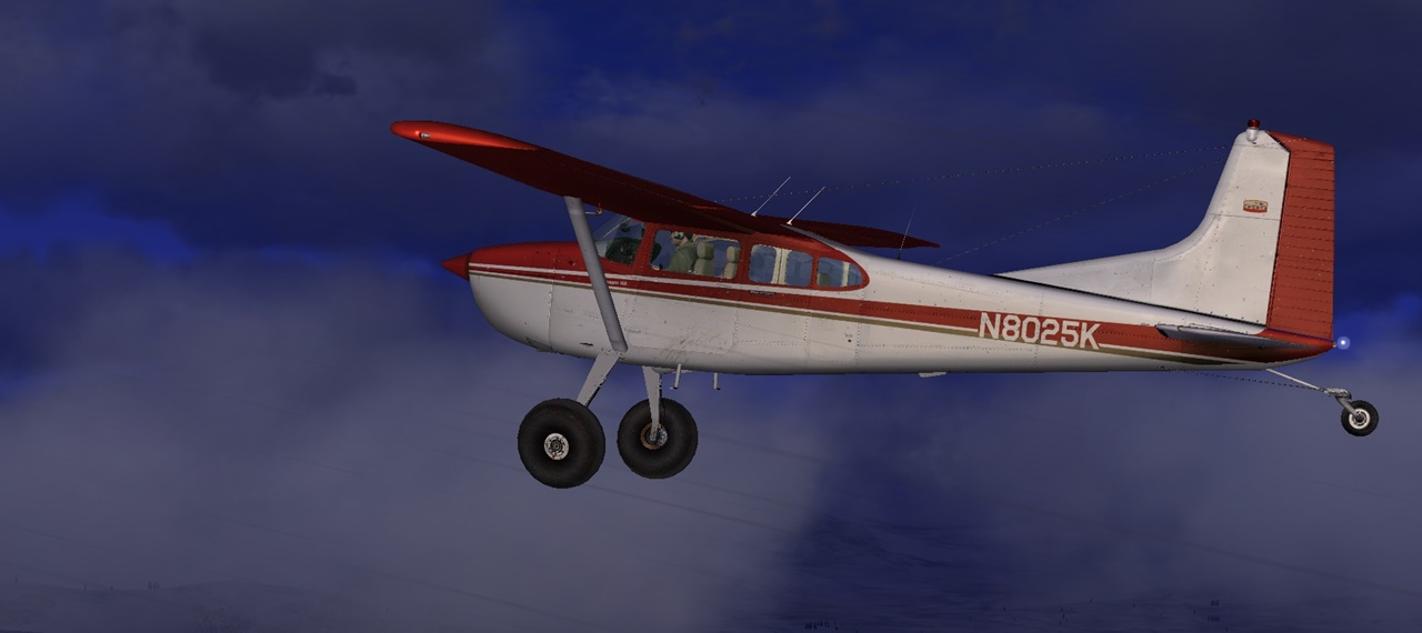 Carenado - C185F Skywagon & Bush Version C185_3