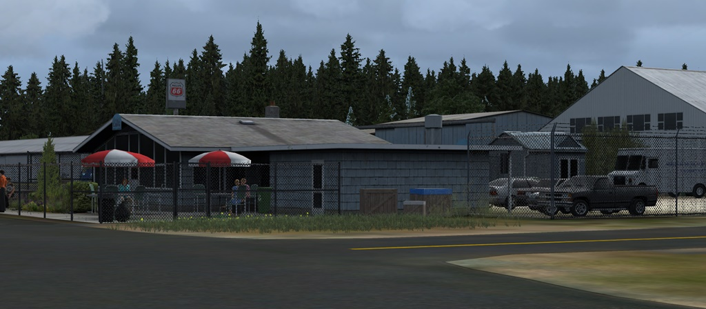 Der PNW = Pacific Northwest Beitrag Kfhr3