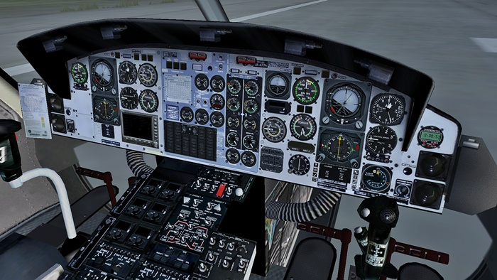 Helipiloten fliegen für den ASS Bell_01