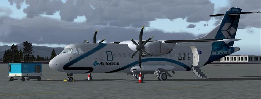 Jungfernflug ATR42-500 Atr00