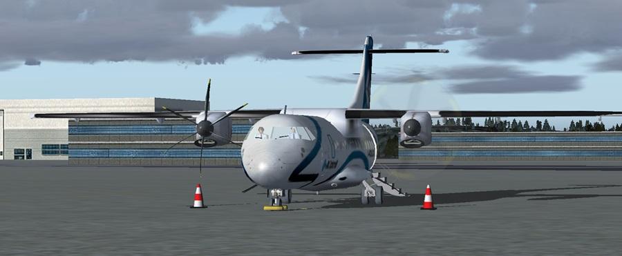 Jungfernflug ATR42-500 Atr04