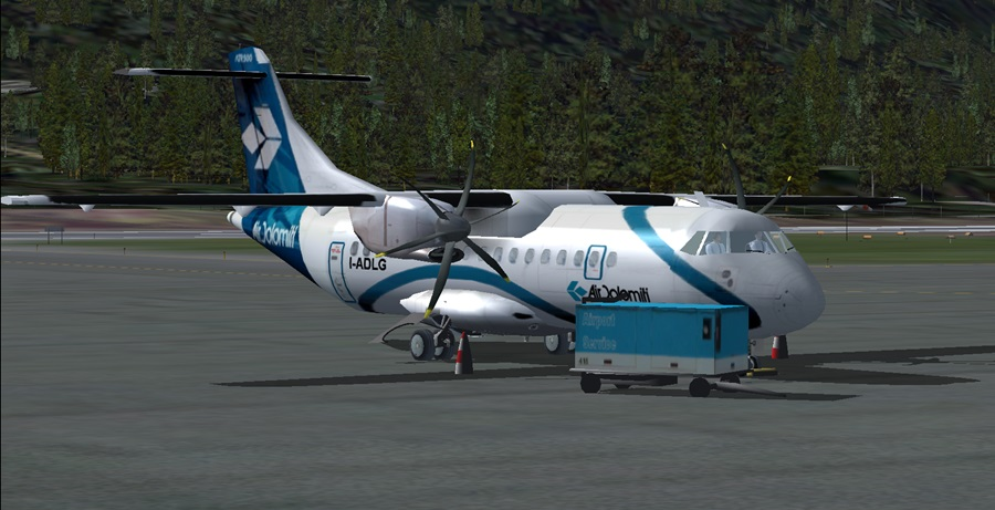 Jungfernflug ATR42-500 Atr11