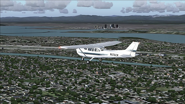 ** STEP 1 ** Installation FS2004 Flight0102