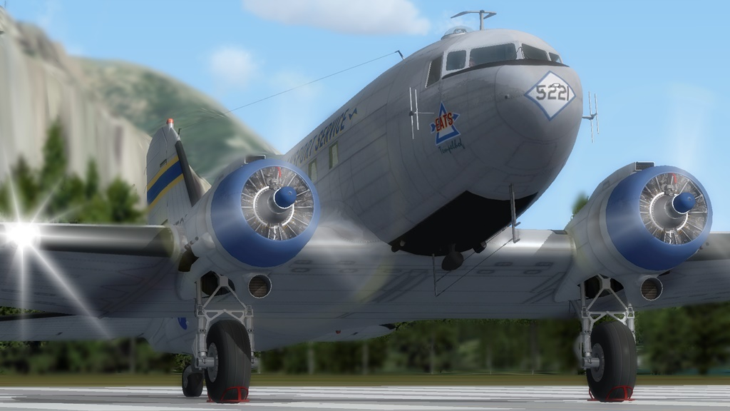 FREEWARE - Douglas C-47 von Manfred Jahn C47_03