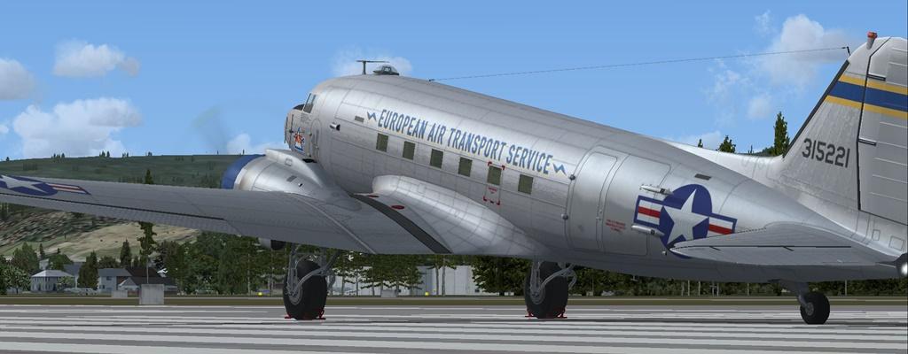 FREEWARE - Douglas C-47 von Manfred Jahn C47_04
