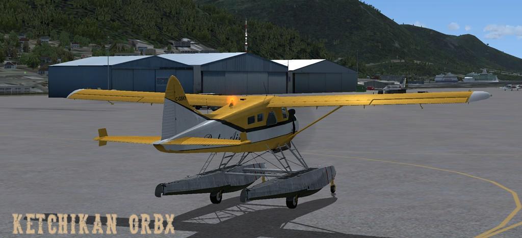 FSX - erste Eindrücke Ketch06
