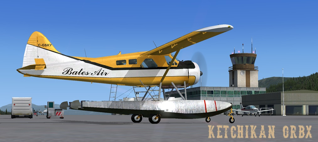FSX - erste Eindrücke Ketch07